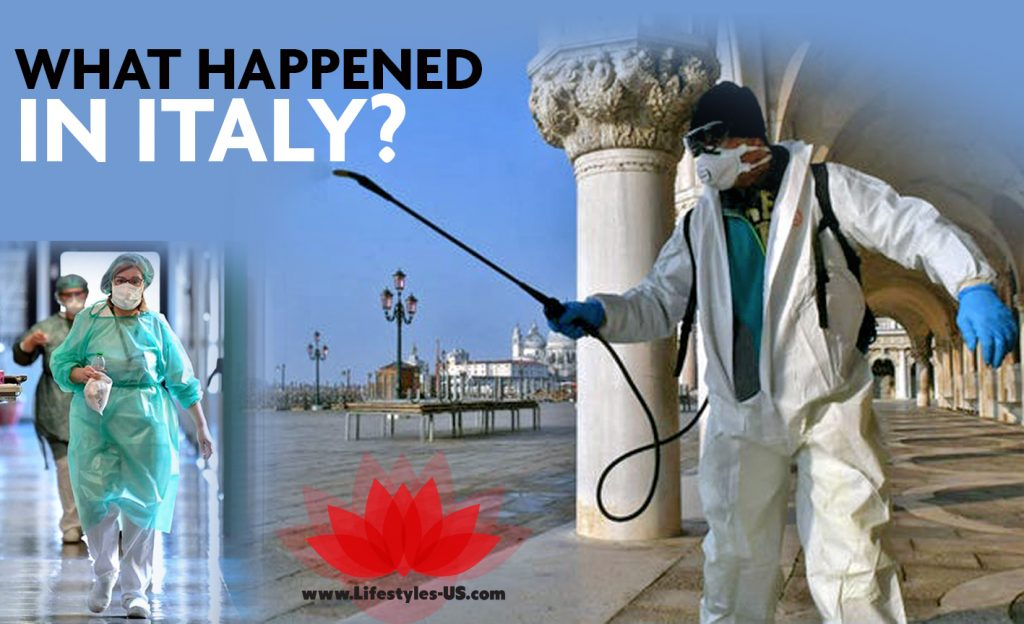 What happened in Italy?